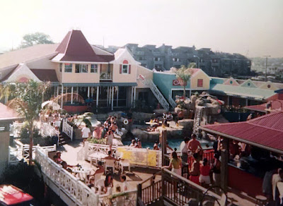 The Tradewinds club in Sea Bright, New Jersey