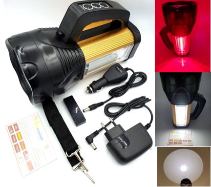 Sun Flashlight จำหน่าย ไฟฉายประสิทธิภาพสูง: Gadget&ไฟฉาย