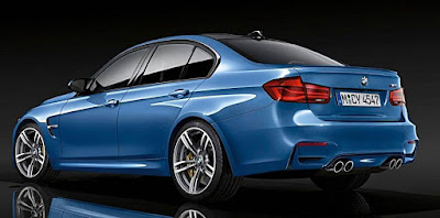 Next Gen 2018 BMW 3 Series side view Hd Pictures