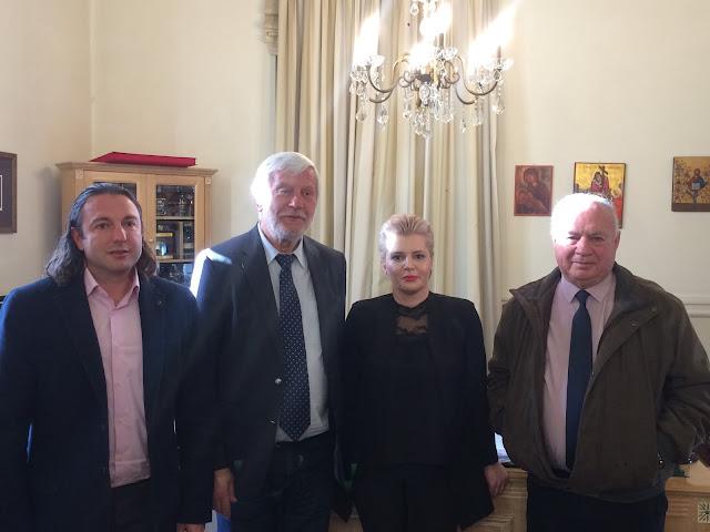 """""""Νέα Πελοπόννησος"""": Καραγιάννη, Πλατή και Μπόμπο ανακοίνωσε ο Π.Τατούλης"""