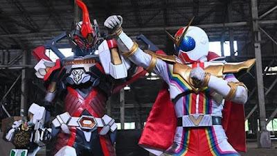 Kikai Sentai Zenkaiger Episode 30 Preview