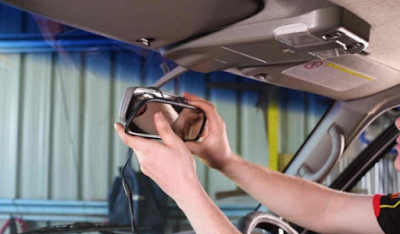 Cara Memasang Kamera Mundur di Mobil
