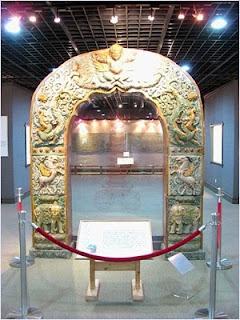 เจดีย์กระเบื้องเคลือบนานกิง (The Porcelain Tower of Nanjing)
