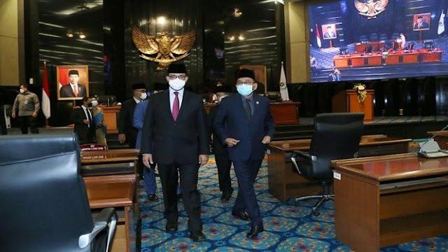 Hanya Didukung 33 Anggota DPRD dari PDIP dan PSI, Gerindra: Interpelasi Anies Kandas