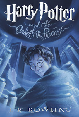 Harry Potter and the Order of Phoenix - J. K. Rowling