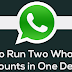 How to Run 2 Whatsapp In 1 iPhone Without Jailbreak (With Pictures)