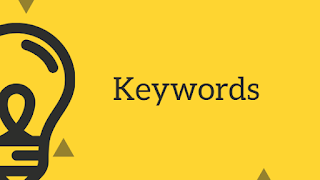 Why write on keywords