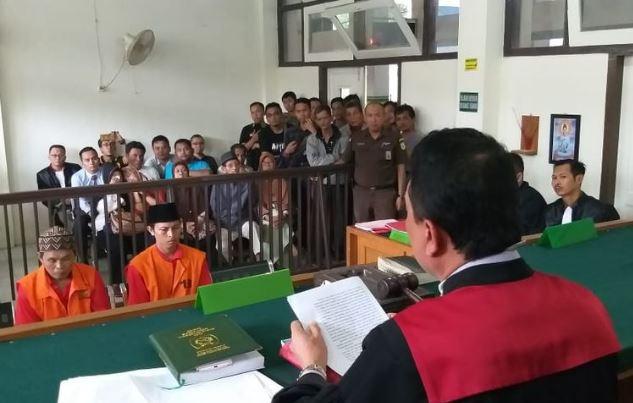 Tersangka Pembunuh Sopir Taksi Online Di Palembang Divonis Hukuman Mati