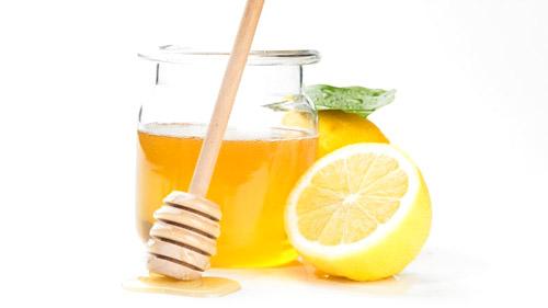 استخدام العسل للوجة