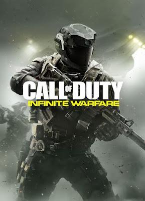 Capa do Call of Duty: Infinite Warfare
