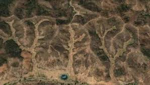 Reportan que ha descubierto geoglifos en el Estado Falcón utilizando imágenes satelitales y chequeos preliminares de campo