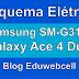 Esquema Elétrico Samsung SM-G316M - Manual de Serviço