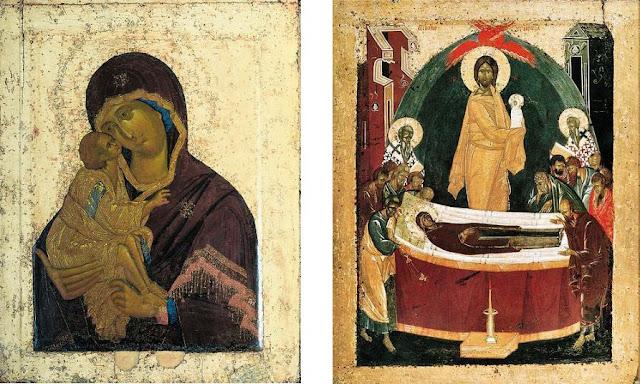 Донская и Успение Пресвятой Богородицы