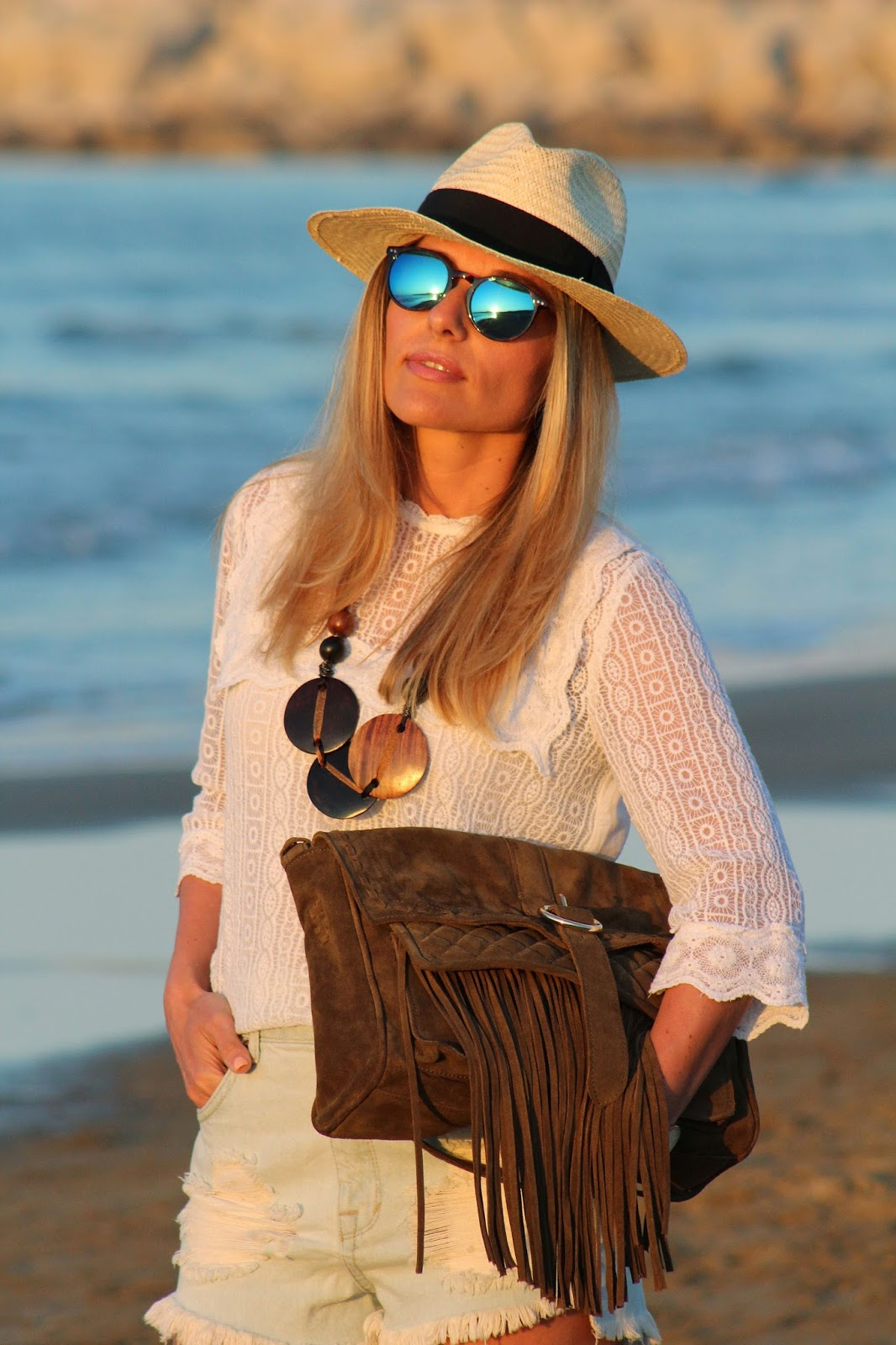 Eniwhere Fashion - Vieste - Boho Chic Style
