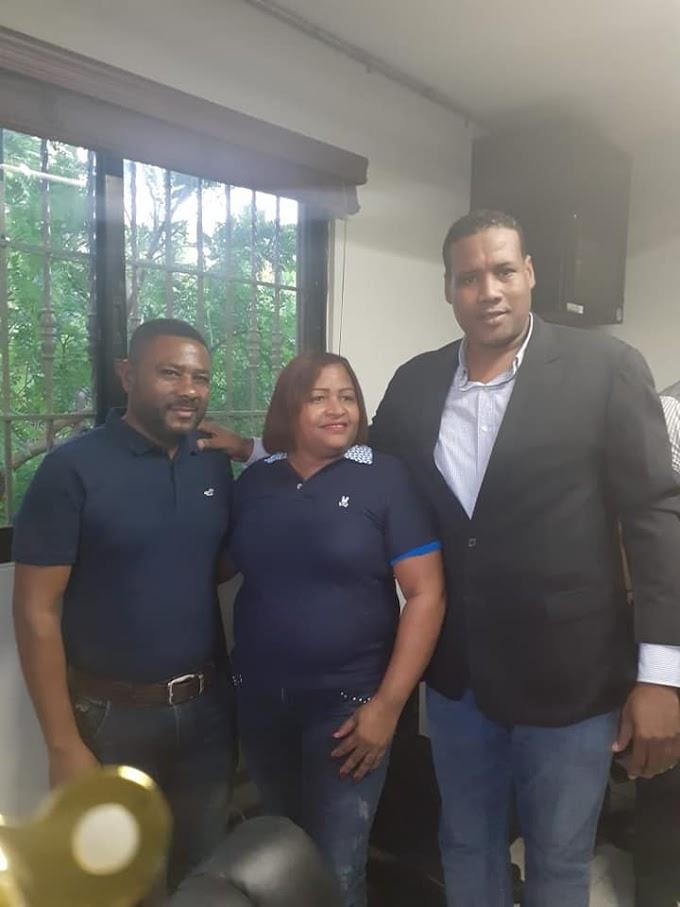 JIMANI: Director de la Junta Municipal de El Limón inscribe boleta que encabezará en alianza PLD-PPC.