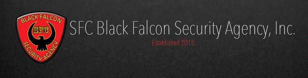 SFC Black Falcon Security Agency: Company Profile