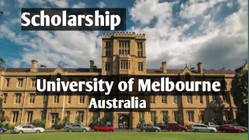 Scholarship for Australia