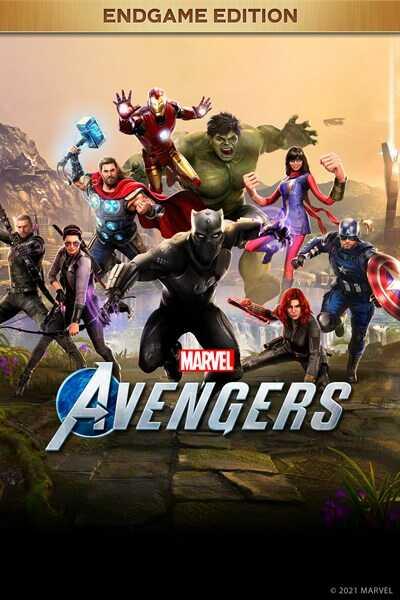 โหลดเกมส์ [Pc] Marvel's Avengers Endgame Edition