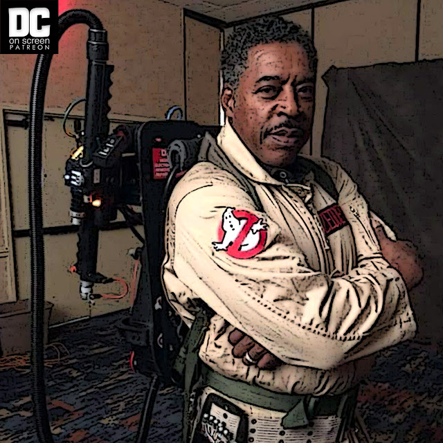 Ernie Hudson is a Ghostbuster