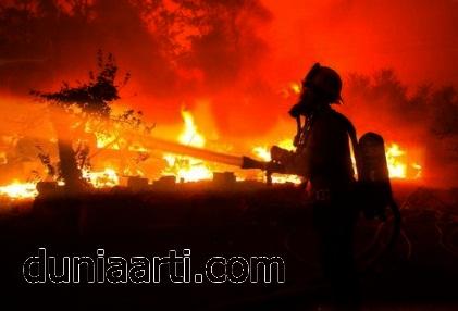 Pemadam Kebakran