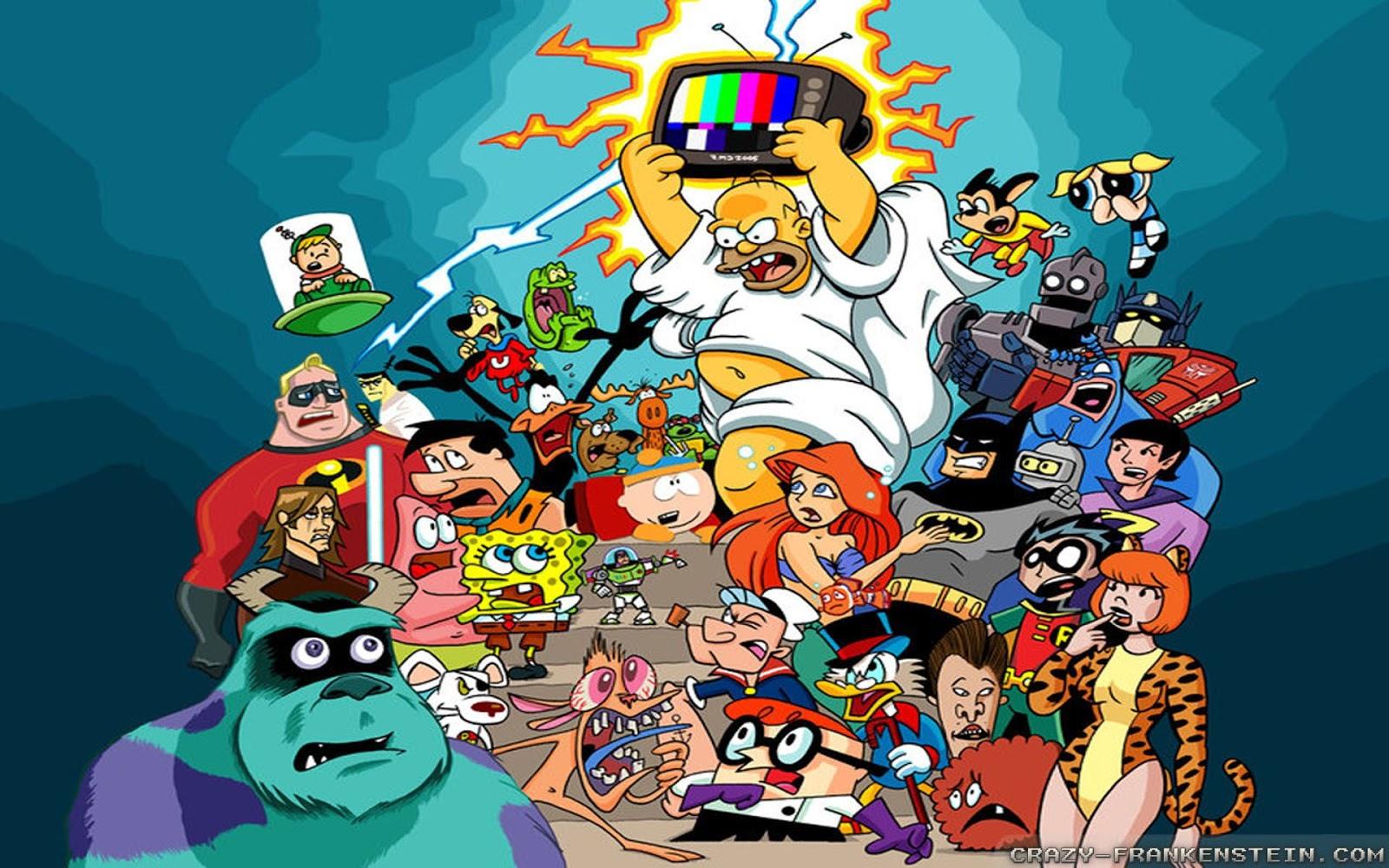 watch cartoons online free