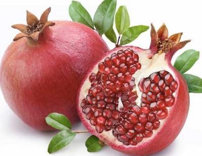 manfaat kulit buah delima