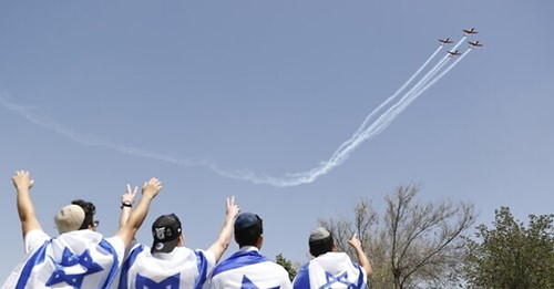 Israel celebra 73 anos de independência com a maior população desde a sua fundação