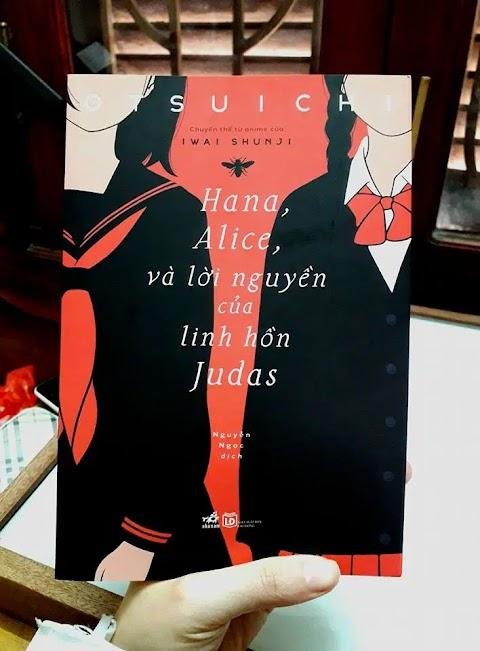 [VIP] Truyện audio trinh thám, kinh dị: Hana, Alice và lời nguyền của linh hồn Judas- Otsuichi (Trọn bộ)