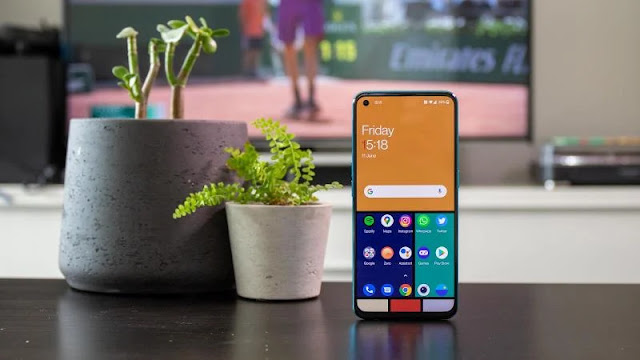 7. OnePlus Nord CE 5G