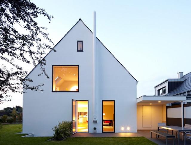 desain rumah minimalis scandinavian