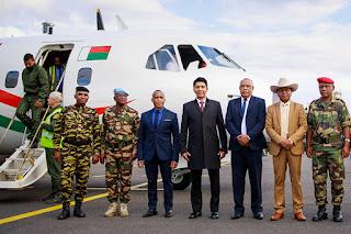 Mauvais payeur, Madagascar perd son seul avion de transport militaire