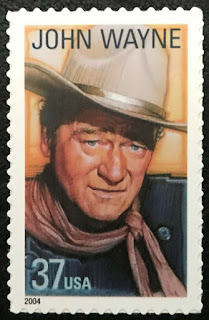 2004 John Wayne - Hollywood Legend - Single Stamp