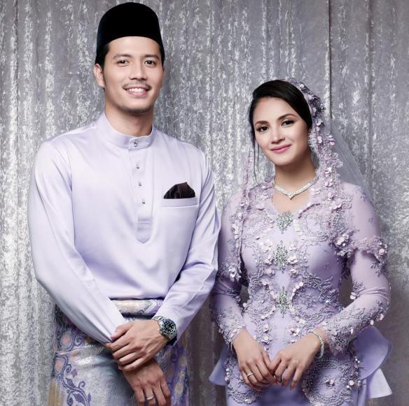 Tahniah! Fazura & Fattah selamat bertunang