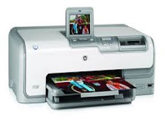 Image HP Photosmart D7360 Printer