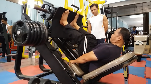 Tempat Gym atau Fitness di Medan