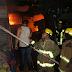 60 tramos afectados en incendio del Mercado Oriental.