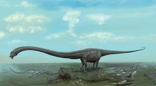 Foto Mamenchisaurus