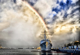 O Ataque a Pearl Harbor.