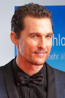 Audio Wednesday - Autobiography: Mathew Mcconaughey