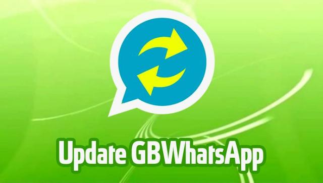 how to update whatsapp gb