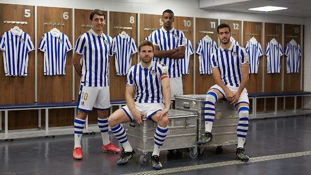 Real Sociedad Copa del Rey 2020 Kit