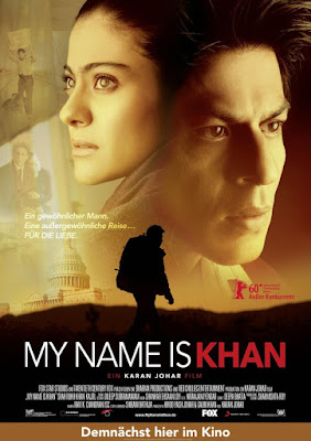 My Name Is Khan 2010 DVD R2 PAL Latino