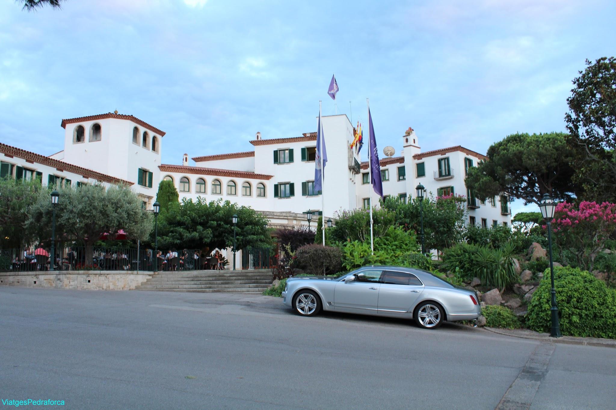 Hostal la Gavina, S'Agaró, Costa Brava, Baix Empordà