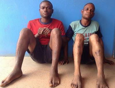 gay men rescued jungle justice enugu