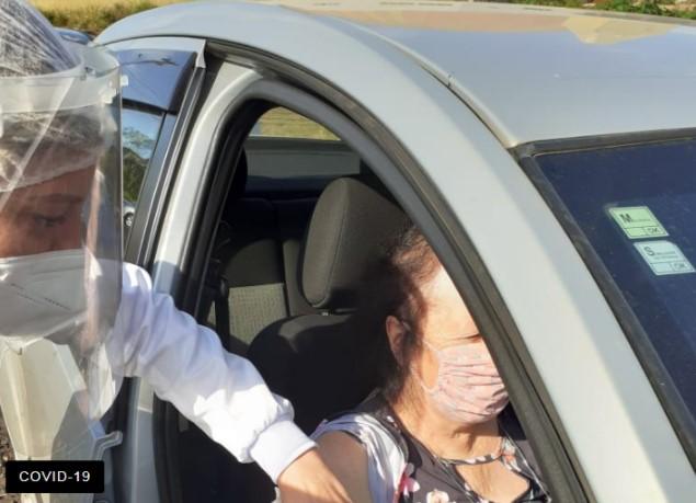 Laranjeiras do Sul:  Vacinação da 1° dose para pessoas acima de 75 anos será retomada