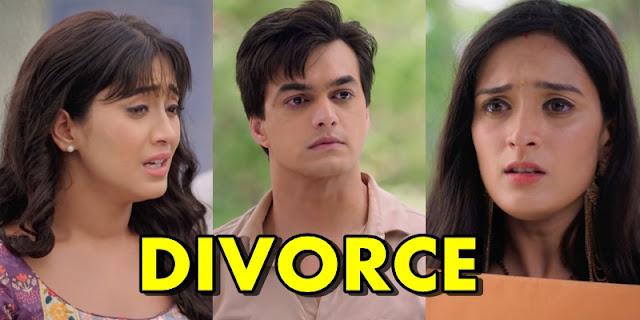 DIVORCE : Kartik to divorce Vedika not Naira in Yeh Rishta Kya Kehlata Hai