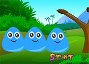 Shooting Pou Online juego