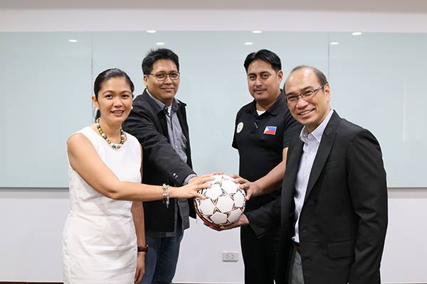 Occasions of JOY: Allianz PNB Life Supports National Youth