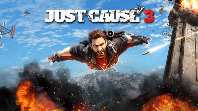 Just Cause 3 XL Edition (2016) + 2 DLC's Incl All expansions PC game | Unlocked