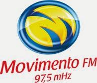 Rádio Movimento FM de Pato Branco PR ao vivo